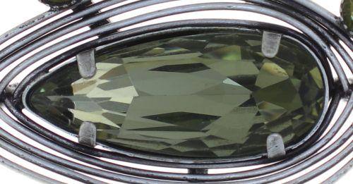 Konplott Amazonia Choker in grün 5450543753324
