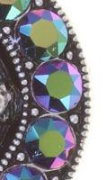 Vorschau: Konplott Simply Beautiful Halskette mit Anhänger in grün 5450543779959