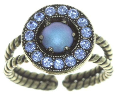 Konplott Simply Beautiful Ring in blau 5450543779799