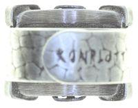 Vorschau: Konplott Industrial Ring in weiß 5450543757216