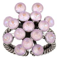 Konplott Magic Fireball Ring in lilashine crystal lavender de lite 5450543852706
