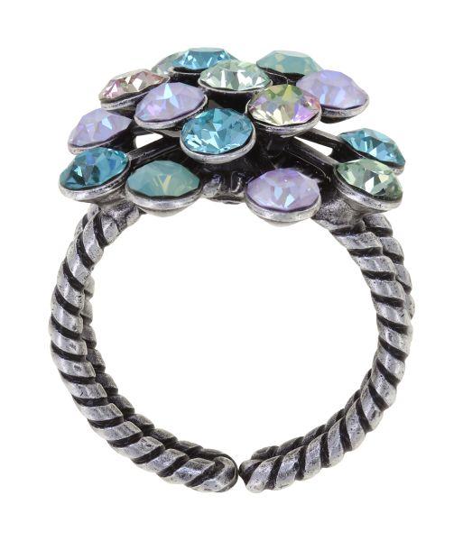 Konplott Magic Fireball Ring in pastel multi Classic Size 5450543903965