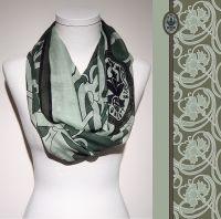 Vorschau: Konplott Schal Floral 17 in grün 5450543807119