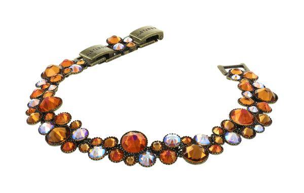 Konplott Water Cascade Armband in Amber 5450543938493