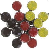Vorschau: Konplott Magic Fireball Halskette mit Anhänger Deutschlandfarben klassisch 5450543666914