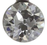 Vorschau: Konplott Ballroom Classic Glam Halskette mit Anhänger in weiß 5450543654089