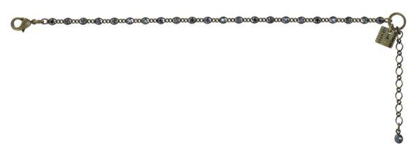 Konplott Magic Fireball Armband in black jet hematite mini 5450543914817