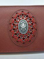 Vorschau: Konplott Plain is Beautiful Wallet Bag Burned Henna 5450543544328