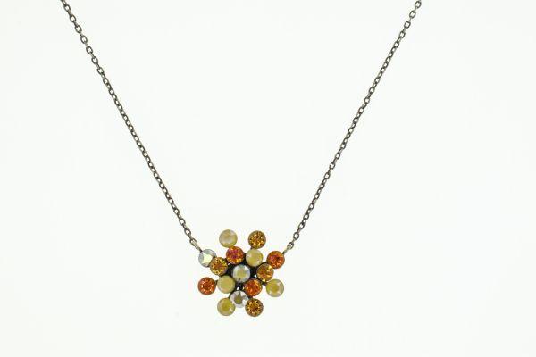 Konplott Magic Fireball Halskette in gelb Classic Size 5450543914497