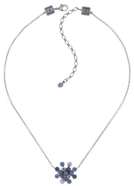 Konplott Magic Fireball Halskette mit Anhänger Cloudy Sky klassisch 5450543893297
