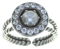 Vorschau: Konplott Simply Beautiful Ring in weiß 5450543780801