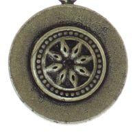 Vorschau: Konplott Simply Beautiful Halskette mit Anhänger in blau 5450543779751