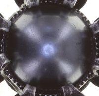 Vorschau: Konplott Petit Fleur de Bloom Ohrhänger in schwarz carbon bloom 5450543799070