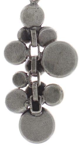 Konplott Water Cascade Halskette mit Anhänger in beige 5450543731803