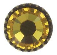 Vorschau: Konplott Black Jack Ohrstecker klassisch klein in yellow sunflower 5450543650104