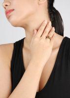 Vorschau: Konplott Water Cascade Ring in Amber 5450543938578