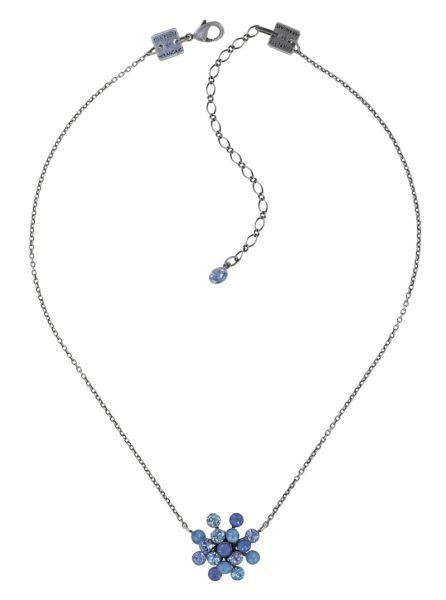 Konplott Magic Fireball Halskette in blau Classic Size 5450543904566