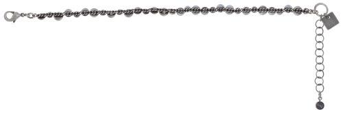 Konplott Water Cascade Armband in schwarz 5450543766362