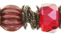 Vorschau: Konplott Tropical Candy Armband - Blut-Rot 5450543810157