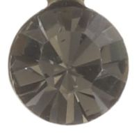 Vorschau: Konplott Magic Fireball Armband schwarz/ grau/ kristall 5450543685731