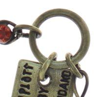 Vorschau: Konplott Magic Fireball Armband mini in rot 5450543754949