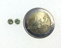 Vorschau: Konplott Black Jack Ohrstecker klein in Chrysolite, hellgrün 5450527266567