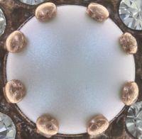 Vorschau: Konplott Little Frog Prince Ring in weiß - Wie neu, ohne Etikett 5450543708959