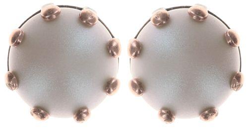 Konplott Little Frog Prince Ohrstecker in weiß 5450543708935