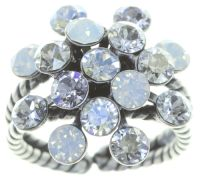 Vorschau: Konplott Magic Fireball Ring in weiß 5450543754628