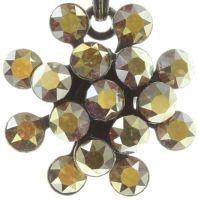 Vorschau: Konplott Magic Fireball Halskette mit Anhänger gold mini 5450543683294