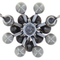 Vorschau: Konplott Magic Fireball Halskette in beige 5450543765877