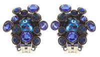 Konplott Alien Caviar Ohrclip Blue Water in blau 5450543883342