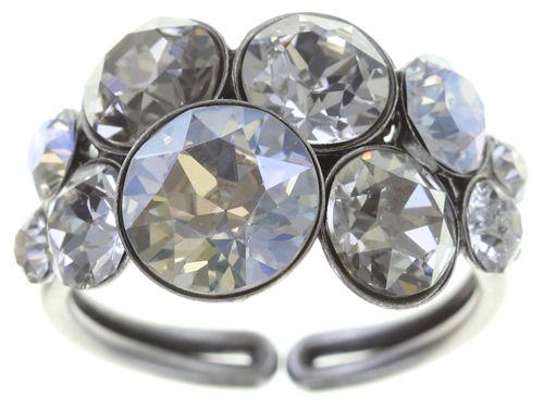 Konplott Petit Glamour Ring in weiß 5450543727363