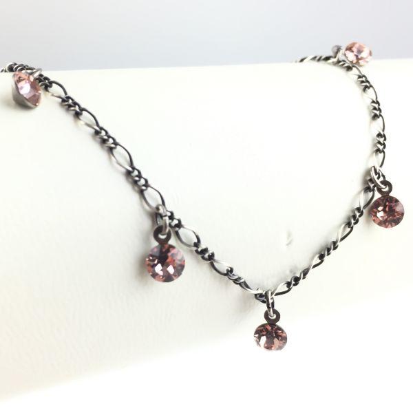 Tutui vintage rose Armband verschließbar