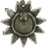 Vorschau: Konplott Sunflower Ohrclip hängend in gelb/weiß 5450543737614