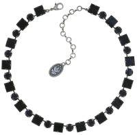Vorschau: Konplott Cleo Halskette Graphite Black 5450543911694