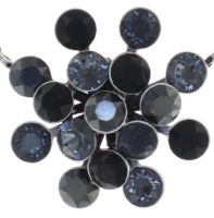Vorschau: Konplott Magic Fireball Halskette in schwarz 5450543765778