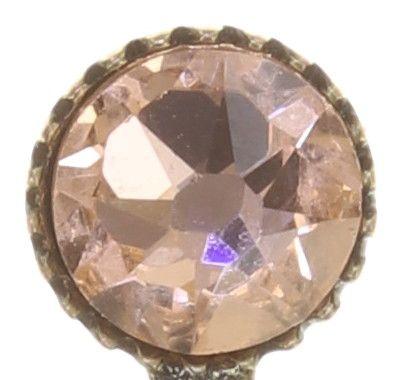 Konplott Global Glam Ohrringe hängend in apricot 5450543861067