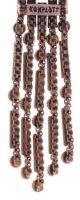 Vorschau: Konplott Graphic Flow Halskette in pink antique 5450543865850