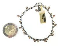 Vorschau: Konplott Pearl Shadow crystal golden shadow Armband verschließbar 5450527598736