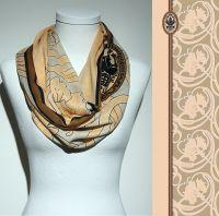 Vorschau: Konplott Schal Floral 13 in beige 5450543807034
