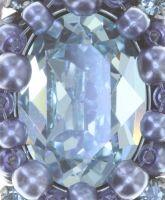 Vorschau: Konplott Kaleidoscope Illusion Ring in grau Größe S 5450543761848