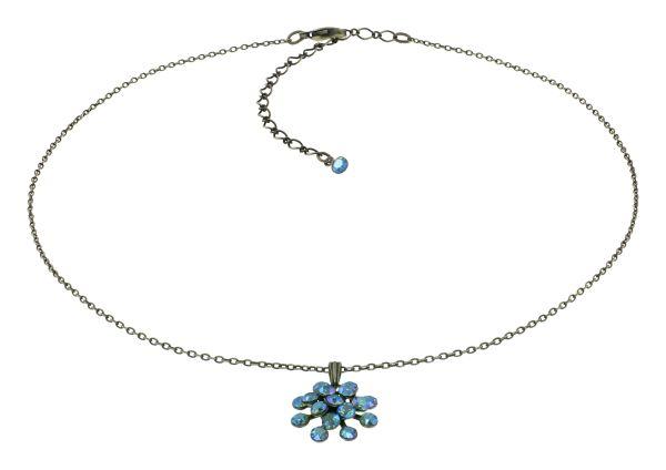 Konplott Magic Fireball Halskette in green erinite shimmer mini 5450543914923