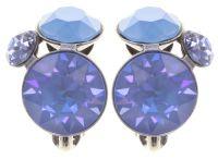 Vorschau: Konplott Disco Star Ohrclip in soft water blue 5450543854762
