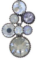 Vorschau: Konplott Water Cascade Halskette mit Anhänger in weiß 5450543753782