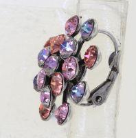 Vorschau: Konplott Magic Fireball Ohrhänger in pink/lila Classic Size 5450543904825