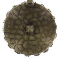 Vorschau: Konplott Inside Out Halskette mit Anhänger Größe S in braun 5450543638522