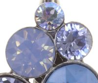 Vorschau: Konplott Petit Glamour Ohrringe in soft water blue 5450543795027