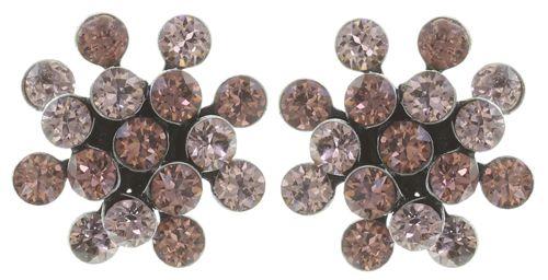 Konplott Magic Fireball Ohrstecker mini in pink/rosa 5450543754918