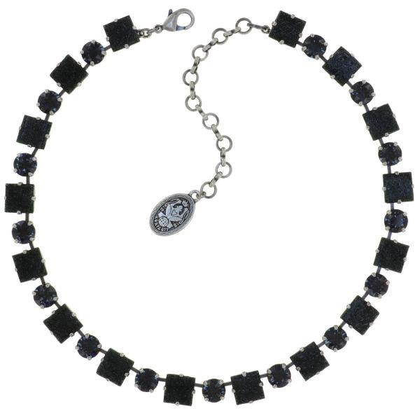 Konplott Cleo Halskette Graphite Black 5450543911694